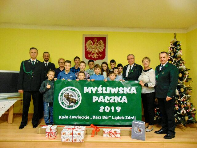 Myśliwska Paczka 2019